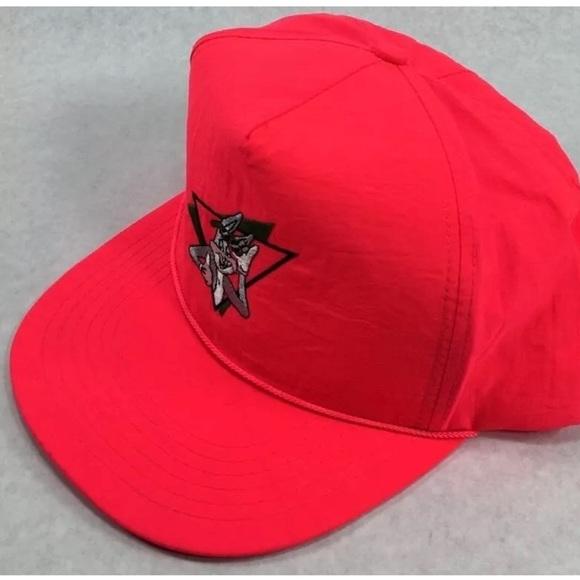 815f2895fae Looney Toons Other - Bugs Bunny Hat Snapback Streetwear Neon orange Cap